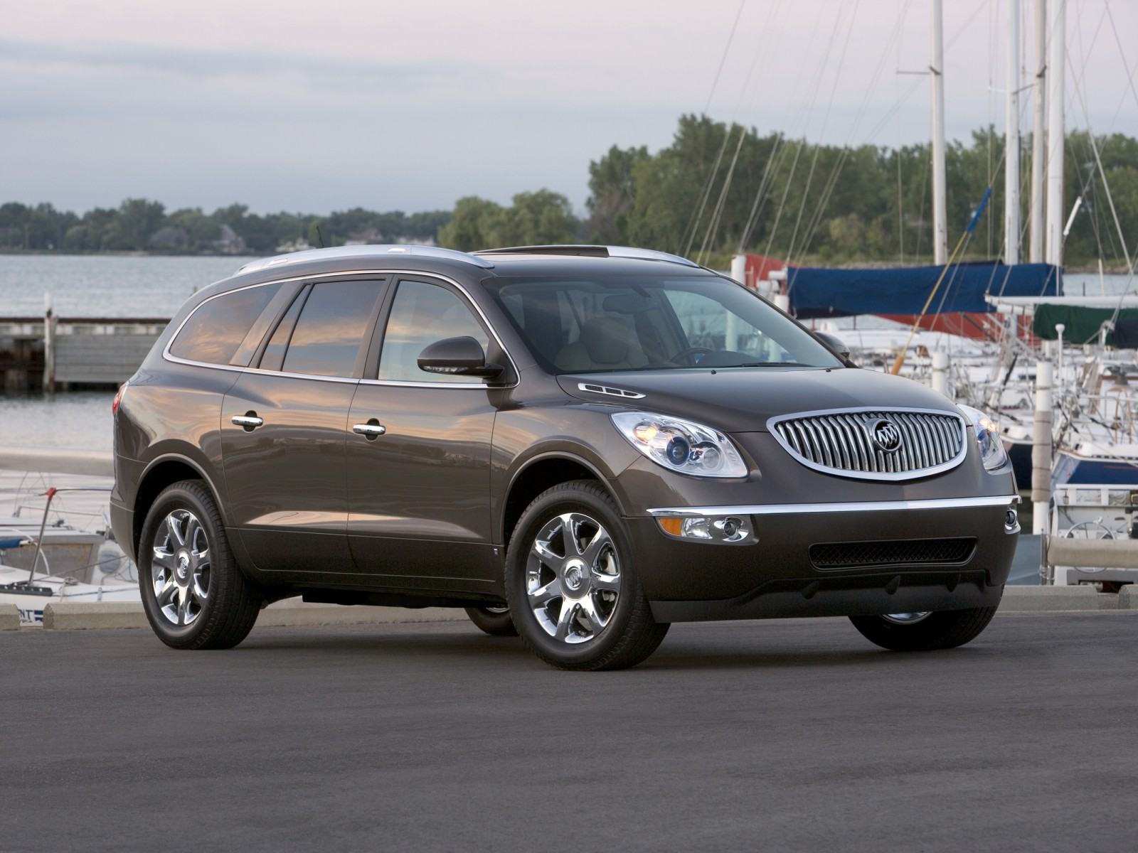 2010 Buick Enclave Cxl Wallpapers Pictures Specifications