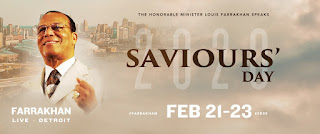 Saviours' Day 2020, Detroit, MI