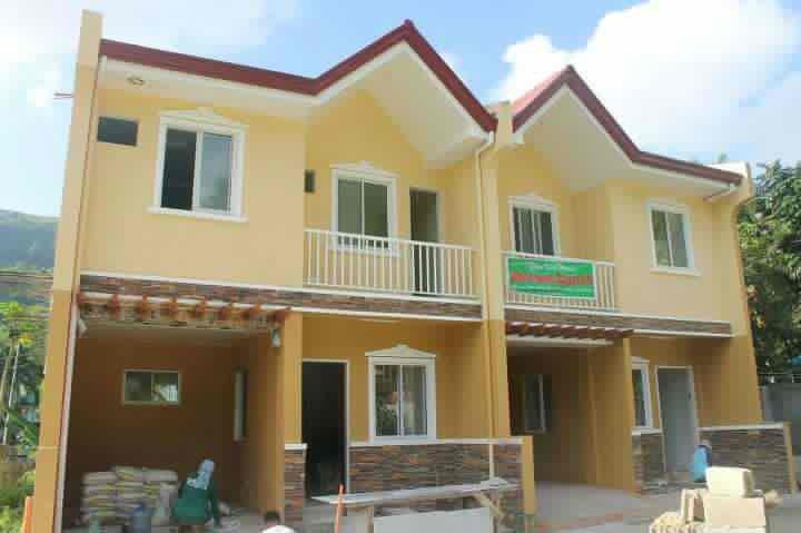 Affordable rent to own house and lot in cebu philippines for Cebu home designs