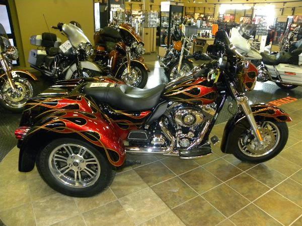 Harley Davidson Trike Flhxxx Latest Bikes
