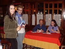 Lançamento Livro Painel do Tempo - Zio Vito Pizza Bar, SP 07/2011