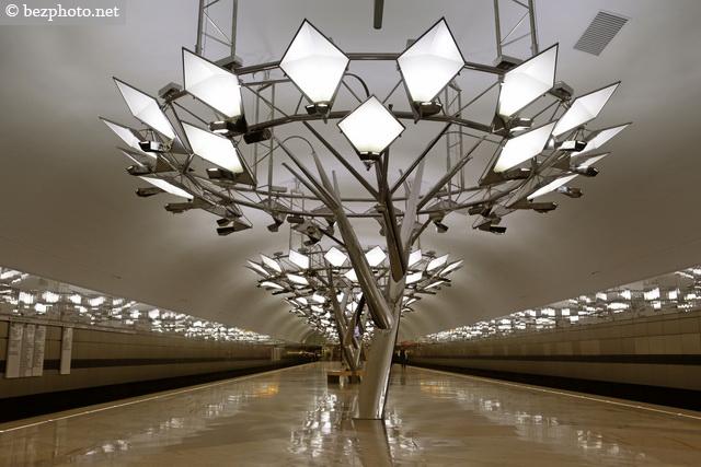 метро тропарево фото