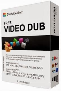 برنامج تقطيع الفيديو Free Video Dub