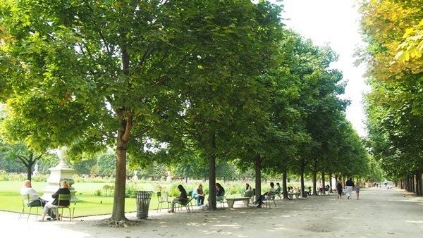 Pont des arts katerina u blog for Jardin katerina