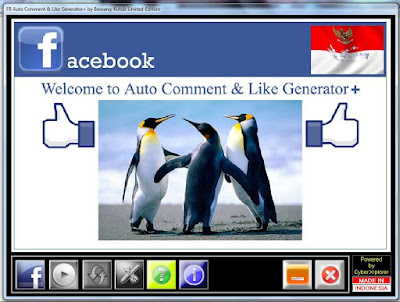 Download BOT Auto Like & Auto Comment v4.13 I Facebook