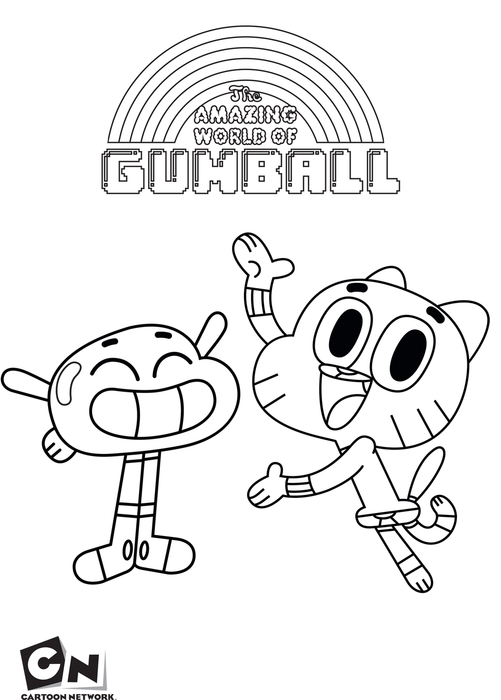 Error en El Increible Mundo de Gumball: El Karateka - YouTube