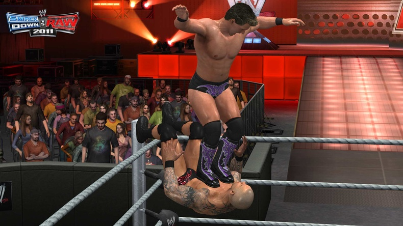 WWE SmackDown Vs. Raw 2011 Free Download Pc Game Full Version, - Fox Pc Games