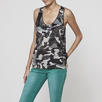 camiseta, top, ikks