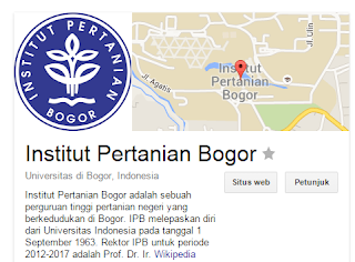 gambar institut Pertanian Bogor