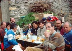 La Puebla de la Sierra, 1987