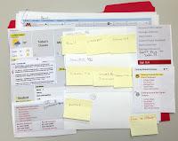 Portal Paper Prototype