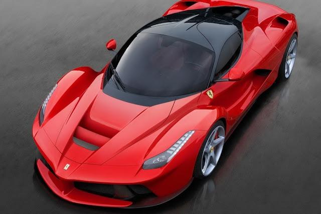 Ferrari LaFerrari 2013 revelado no Salão Automóvel de Genebra 2013