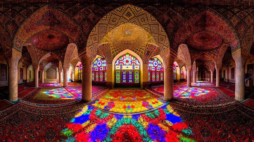 Masjid Nasir Al-Mulk Iran
