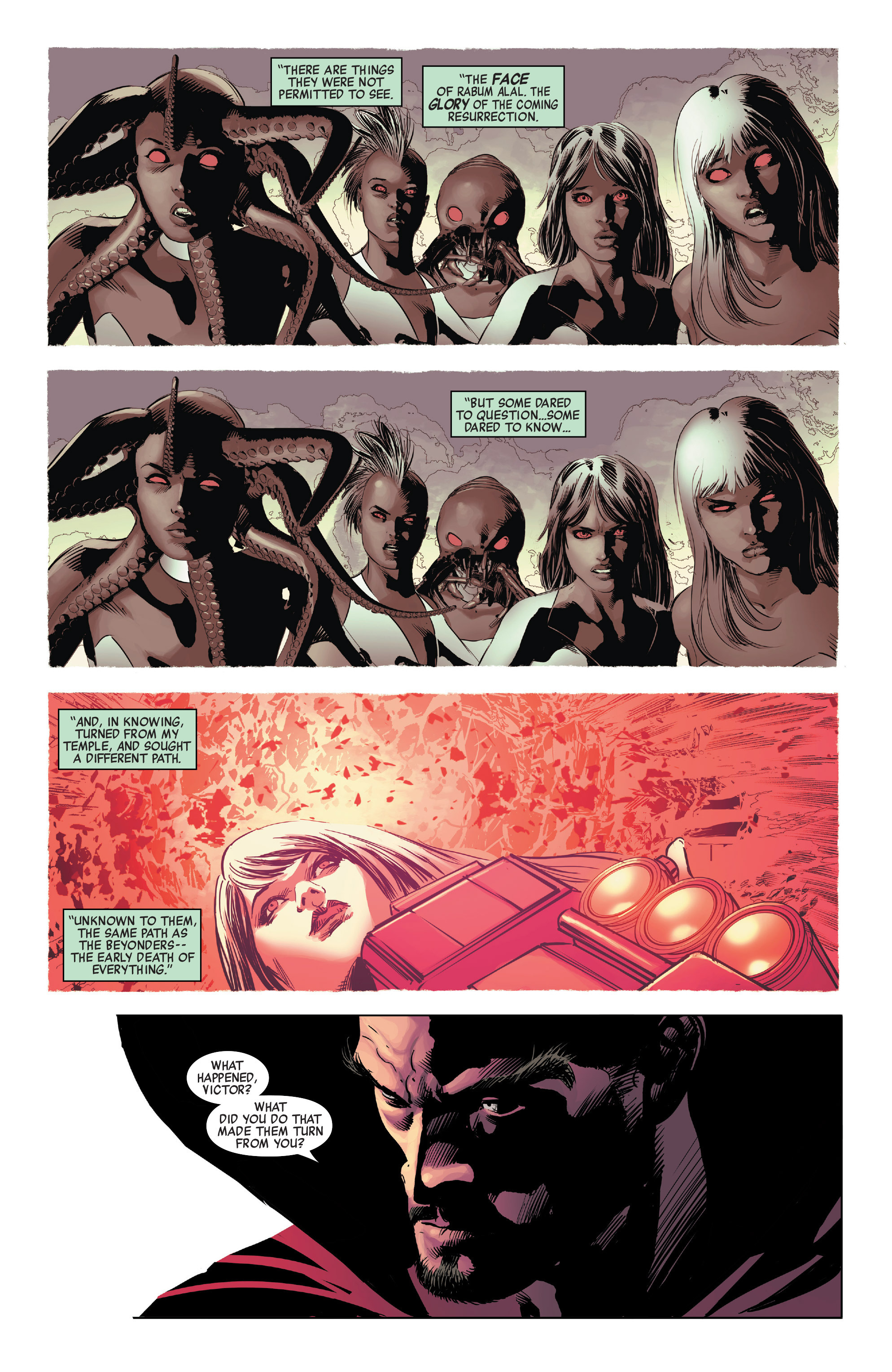New Avengers (2013) Issue #33 #34 - English 27