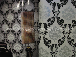 Jual Wallpaper Floral Whisper