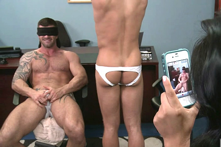 See below some free gay porn samples: Adam Killian gets tricked into hot ...