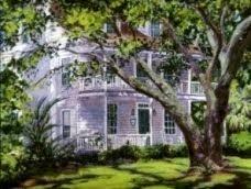 Hammock House circa 1800
