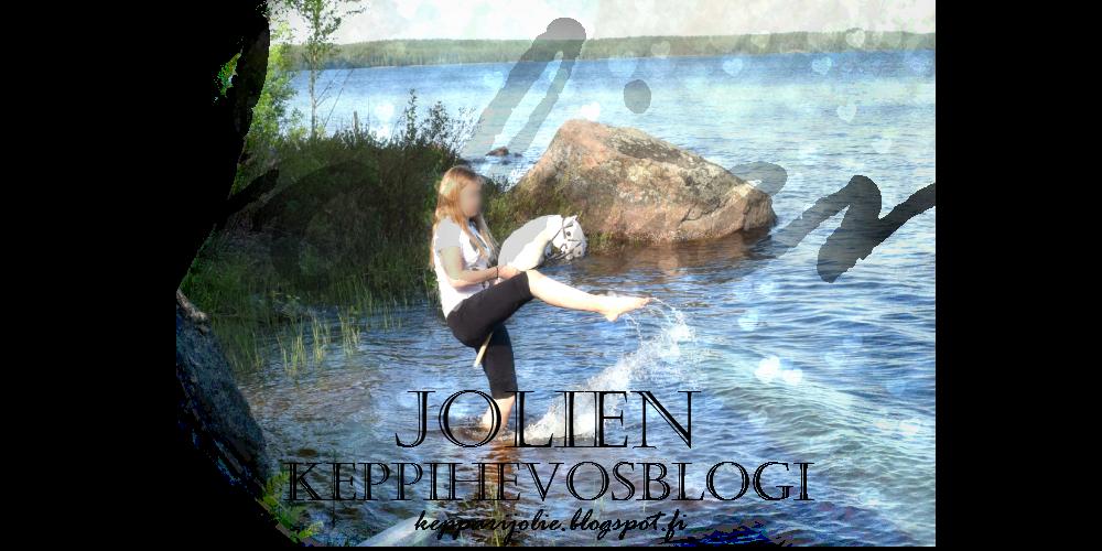 Jolien keppihevosblogi