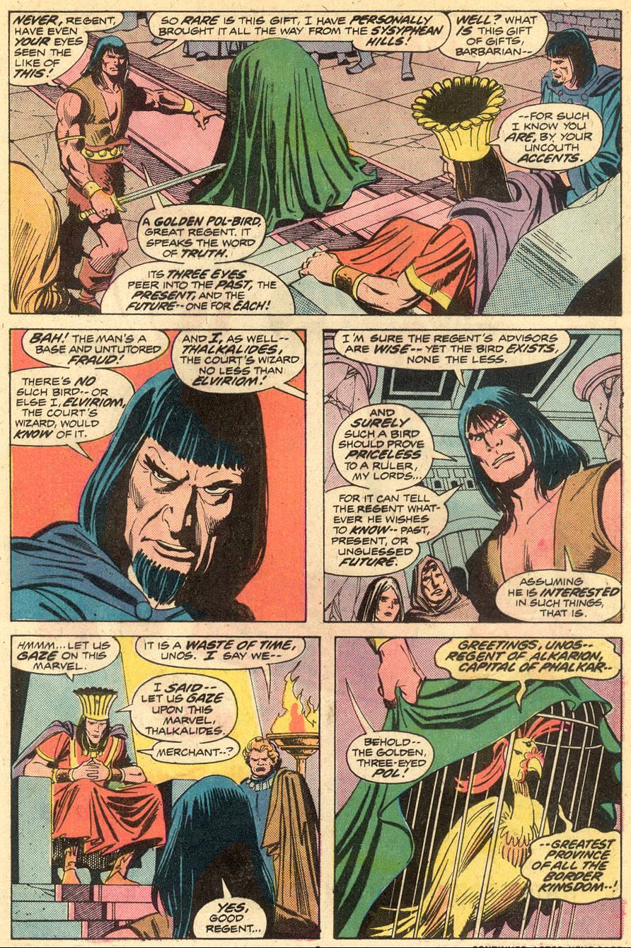 Conan the Barbarian (1970) Issue #51 #63 - English 4