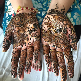 South Asia's Best Mehndi Designs 2015