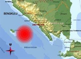 photo gempa bengkulu