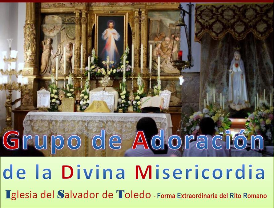 GRUPO DE ADORACIÓN DE LA DIVINA MISERICORDIA