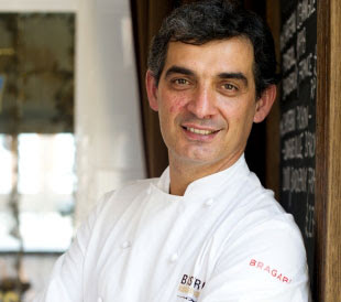 CHEF BRUNO LOUBET. BLOG ESTEBAN CAPDEVILA