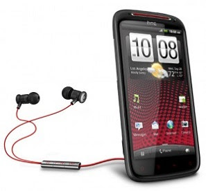 HTC Sensation XE Android OS Mobile