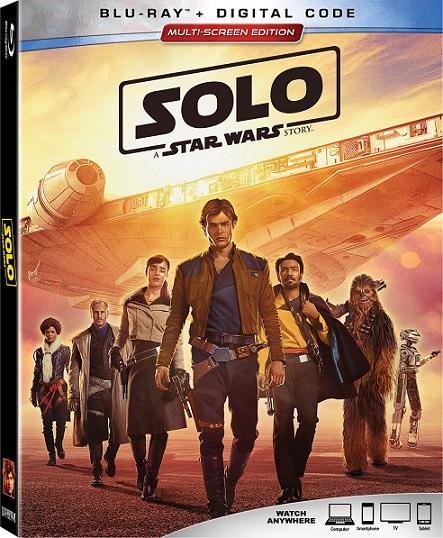 Solo: A Star Wars Story (Han Solo: Una historia de Star Wars) (2018) m1080p BDRip 18GB mkv Dual Audio DTS-HD 7.1 ch