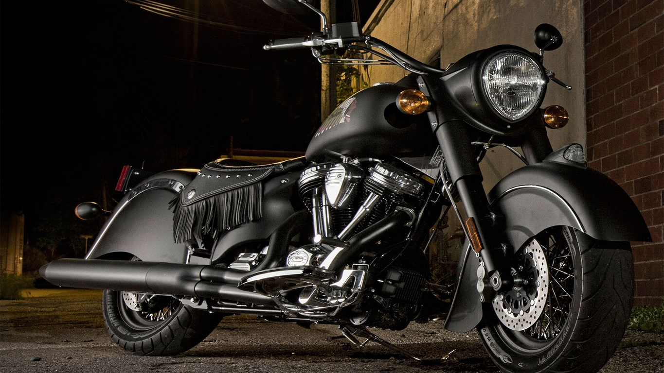 All Bout Cars Indian Chief Dark Horse