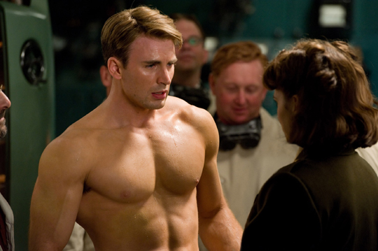 Chris Evans Movie