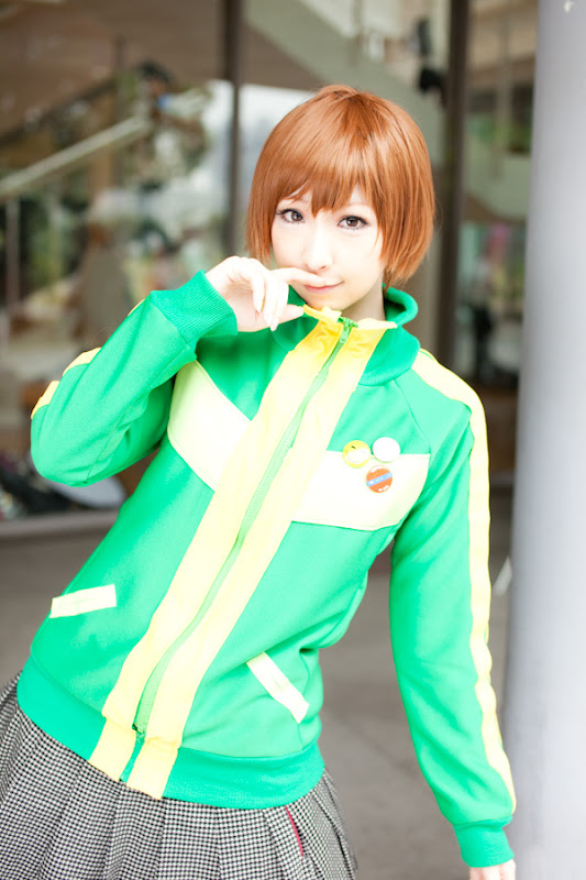 CosRain.Com Miiko&#65287;s COSPLAY - Chie Satonaka
