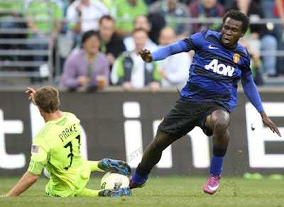 Mame Diouf ready to be released Manchester United's £ 6 million