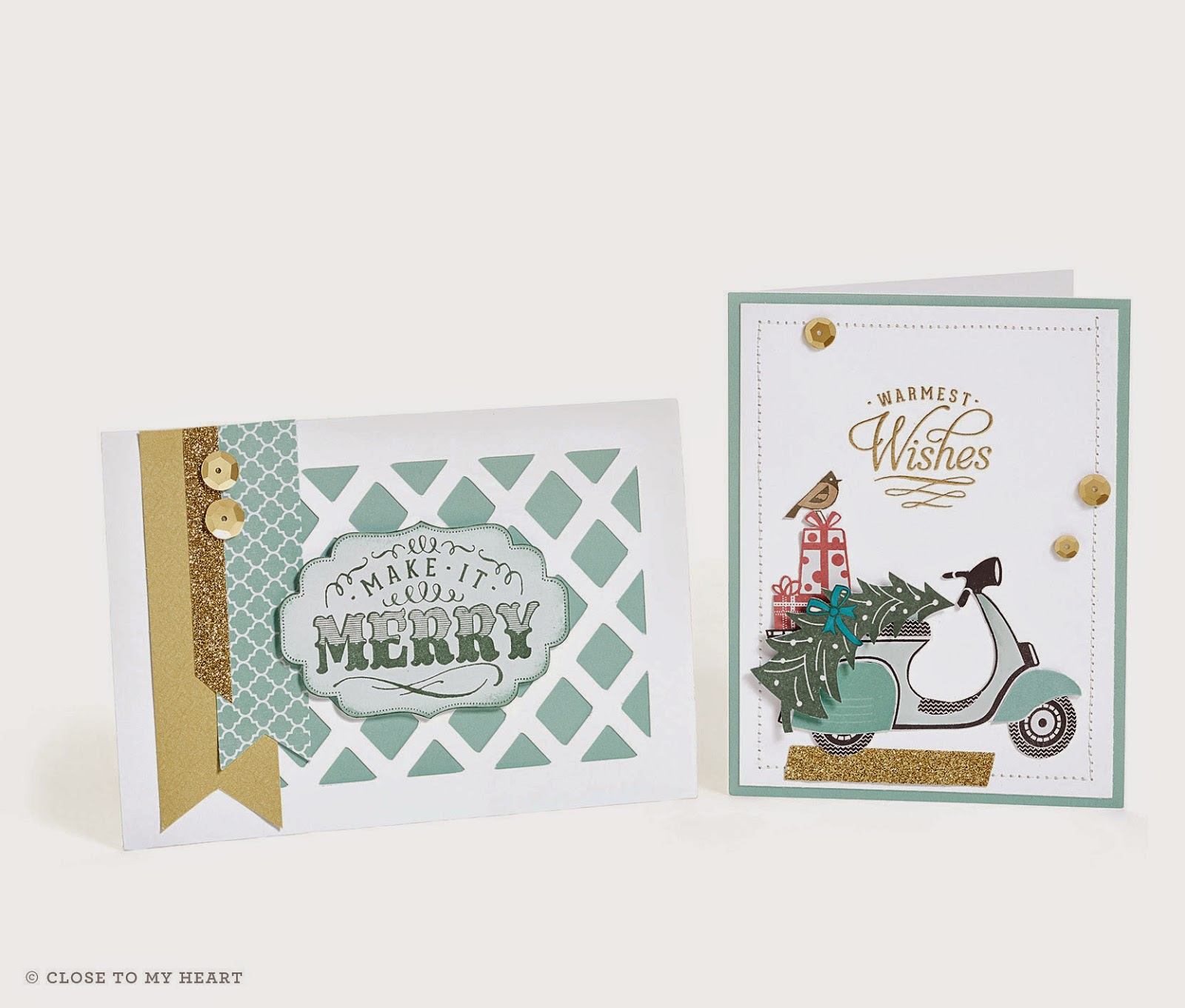 CTMH Christmas Cards