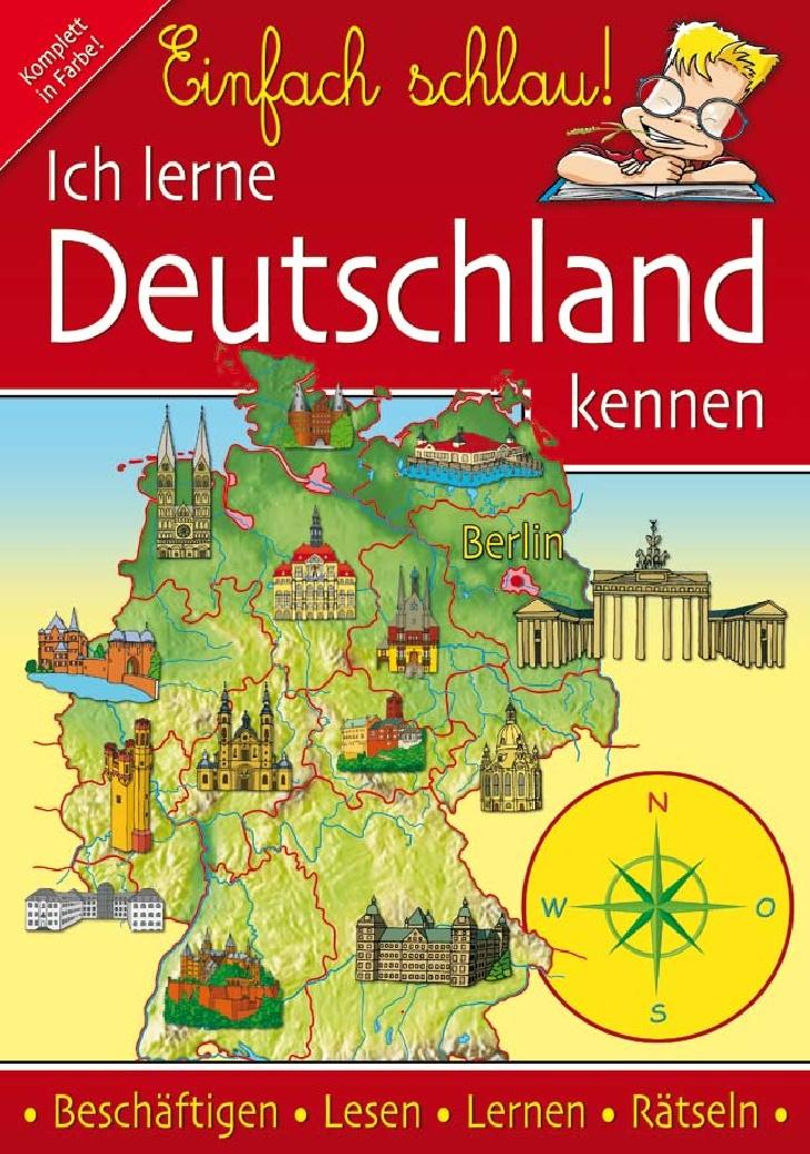 Deutsch lernen - Land und Leute kennen lernen