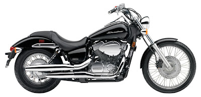 2012 Honda Shadow Spirit 750 C2 (VT750C2)