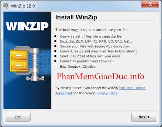 tải phần mềm winzip 18.0 miễn phí, tai phan mem winzip 18.0 mien phi