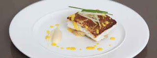 Brioche Crusted Halibut