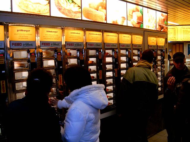 FEBO fast-food