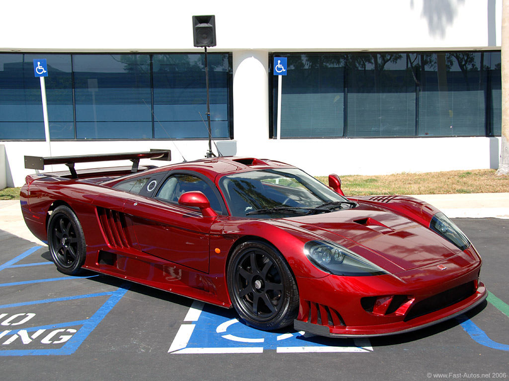 Car Acid: Saleen S7 Wallpapers & History