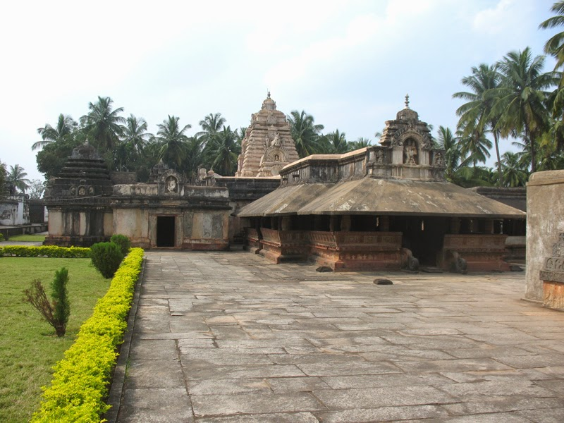 Madhukeshwara Temple Banvasi