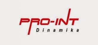 Lowongan Kerja PT Pro-Int Dinamika Jakarta Oktober 2014