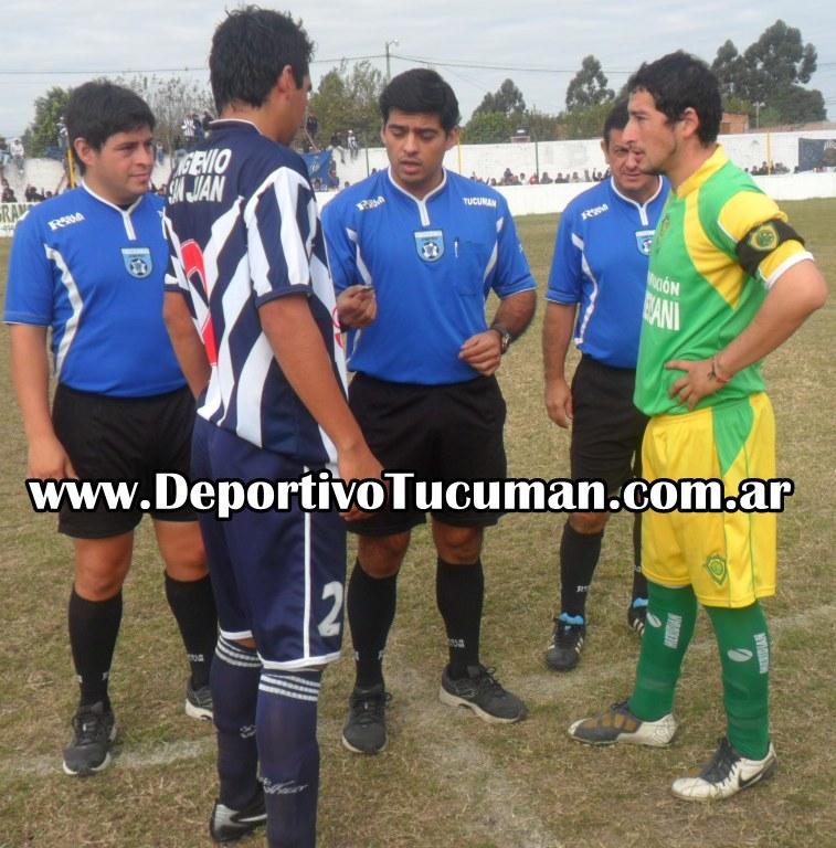 Deportivo Tucumán: 03-jun-2012