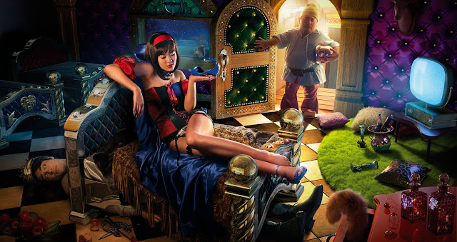 Sexy Snow White Fairy Tale Wallpapers Disney Funny Romantic Cool
