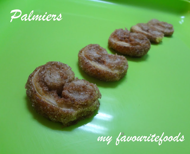Cinnamon Palmier