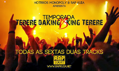 "Tererê Da King - "" Dragon Ballz / Fuckin Barz"" | Download #Rap Angolano"