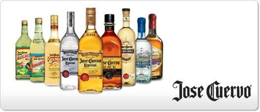 Tequila Jose Guervo
