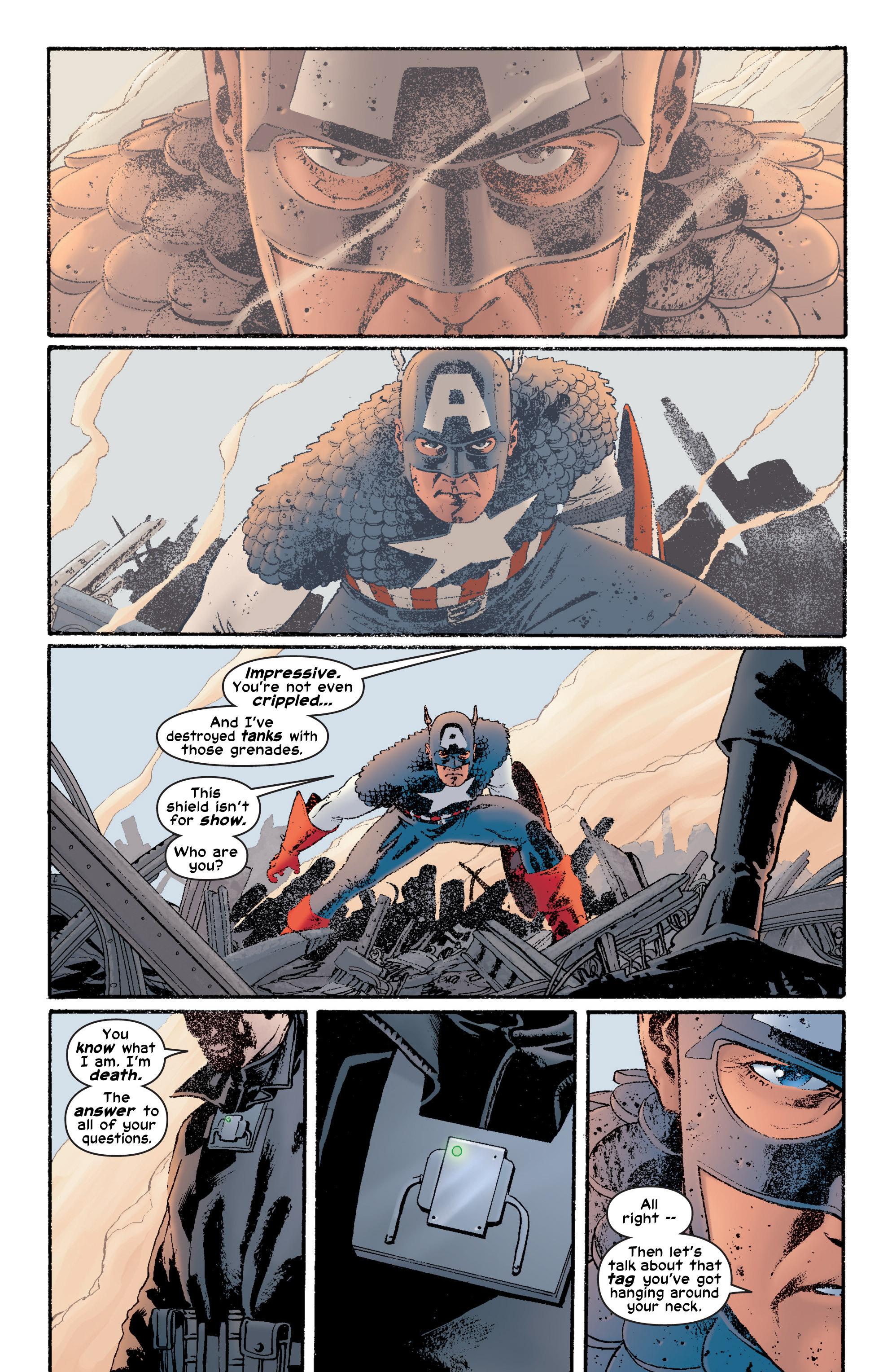Captain America (2002) Issue #6 #7 - English 8