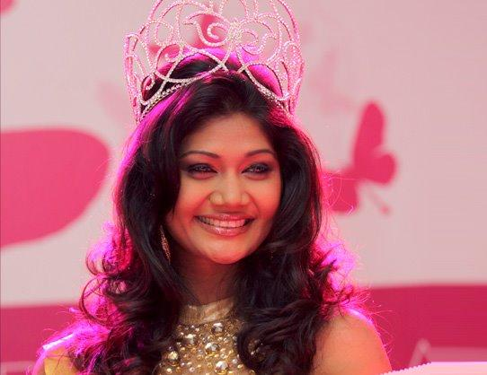 Sumudu Prasadini,miss world 2012 contestant