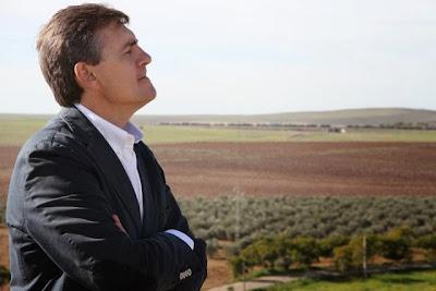 Juan Tirado propietario Bodegas Habla. Blog Esteban Capdevila